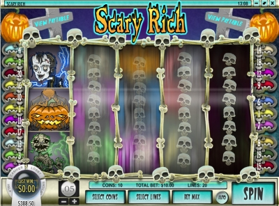 High Risk Slot Game